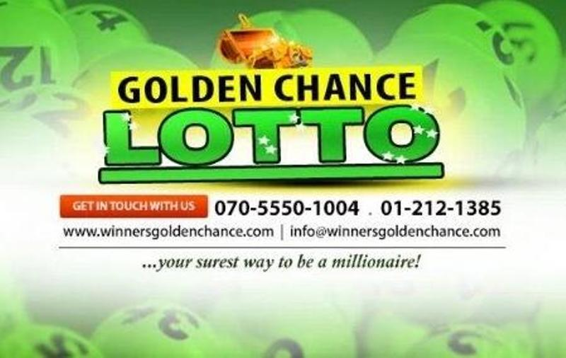 Golden Chance Lotto Nigeria